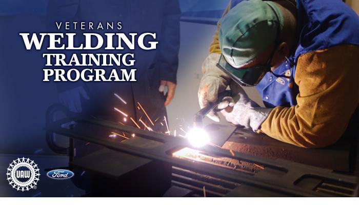 Veteran Welding Training Program WWFS