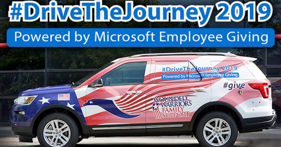 Wounded Warriors Family Support Empowers Veterans of the Makah Tribe of Washington State with Microsoft Employees