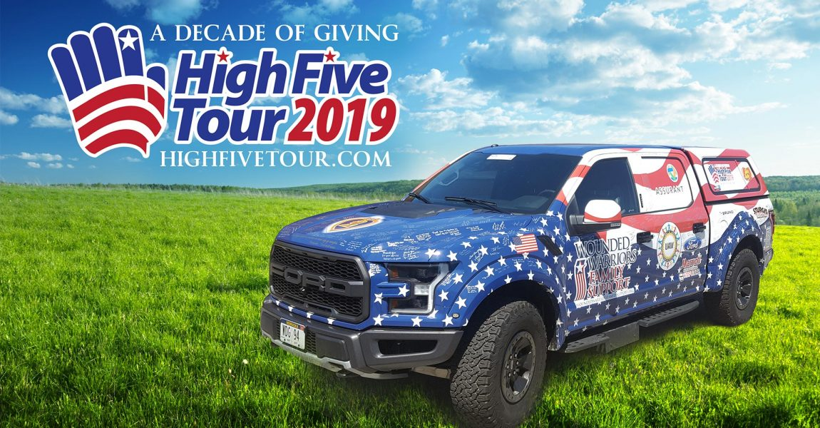 High Five Tour 2019
