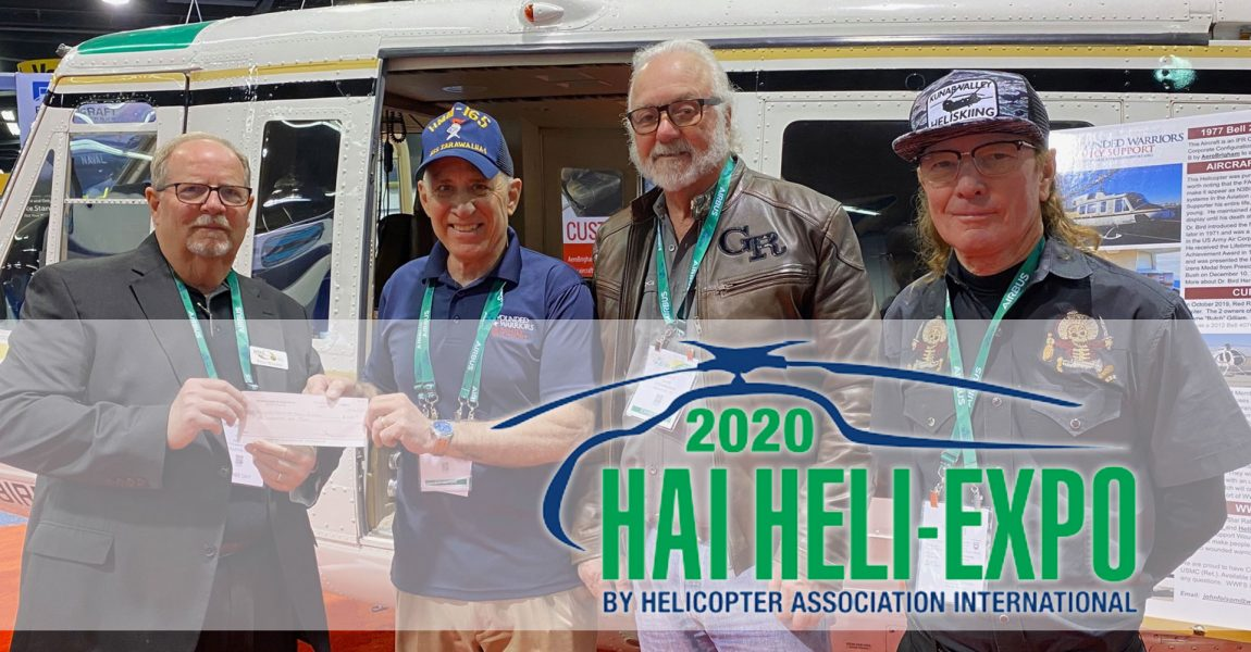WWFS invited to Heli-Expo 2020