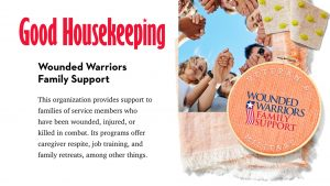 Good Housekeeping 50 Best Charities 2020
