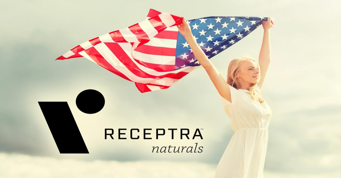 Proud to Support:   Receptra Naturals doubles down on support of America's vets