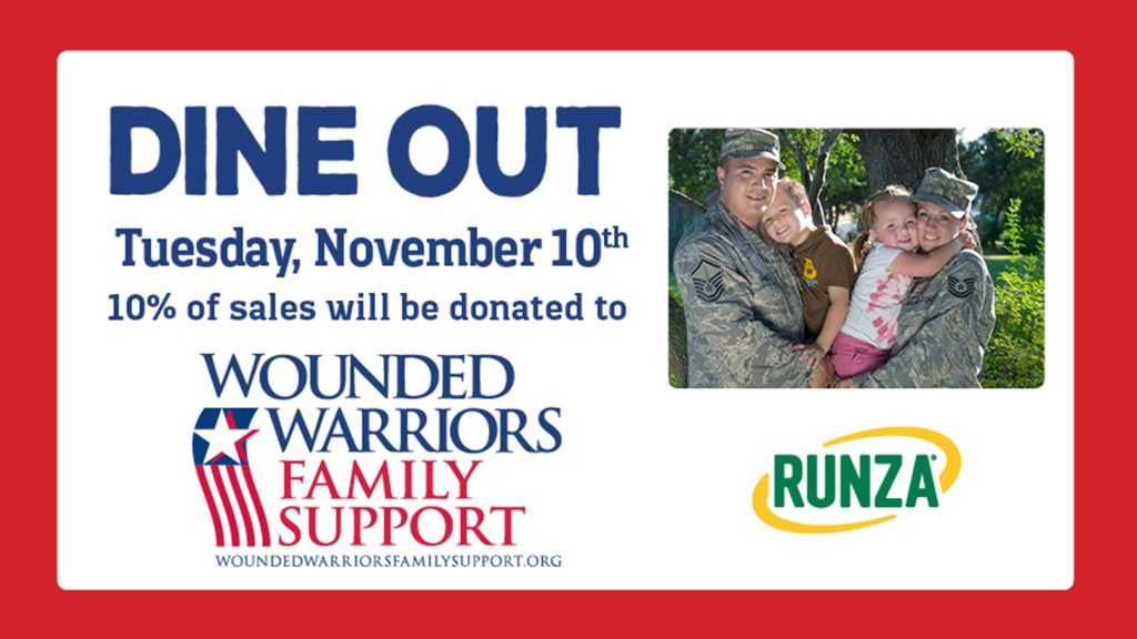 WWFS Runza Dine Out