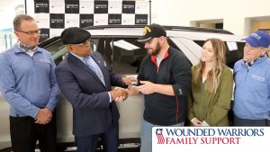 Jordan Maynard Vehicle Grant