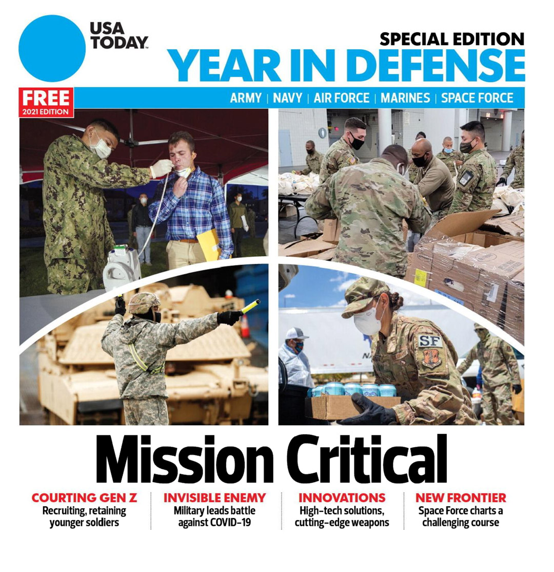 USA Today Year in Defense
