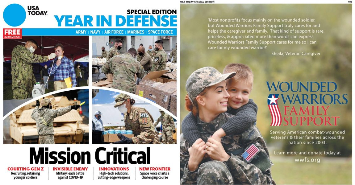 USA Today: Year in Defense Special Edition