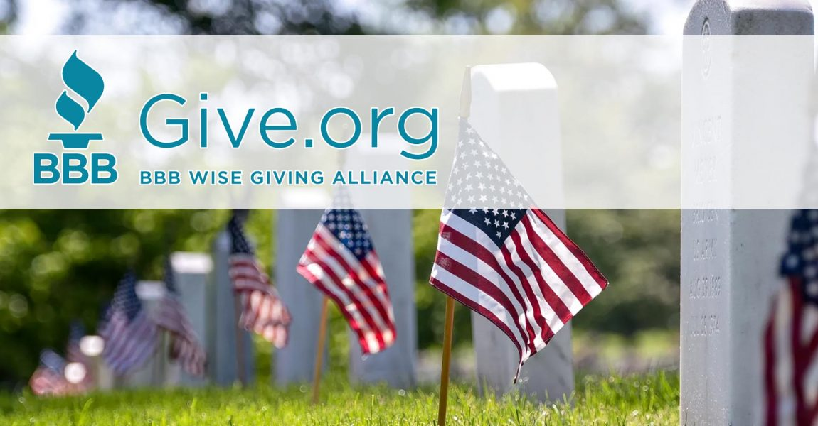Wise Giving: Memorial Day Contributions & Protecting Yourself from Check Fraud