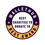 Wallethub Best Charities